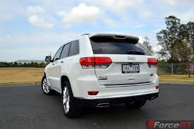 white jeep 2014 jeep grand cherokee review 2014 grand cherokee summit diesel