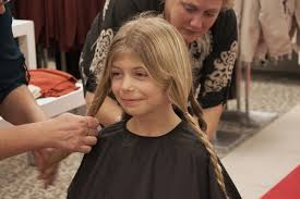 donate hair sisters donate hair show helping others is always in style