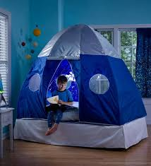 Bunk Bed Canopy Tent Galactic Bed Tent Raising Pinterest Raising