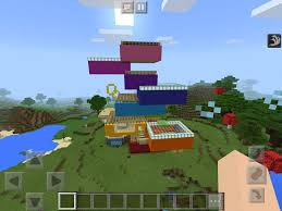Weird House by Super Weird Modern House Minecraft Amino