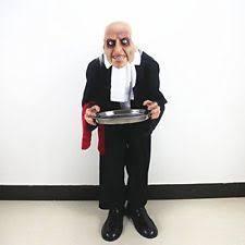 Halloween Butler Costume Halloween Butler Ebay
