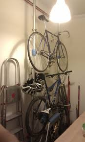 ikea hackers stolmen bike rack for 2 bikes hello velo pinterest