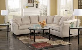 Livingroom Sectionals by Furniture Brown Leather Sectional Sofas Cheap For Pretty Living