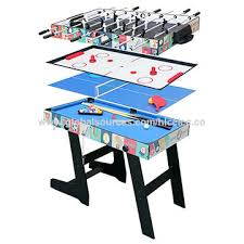 silver extreme ping pong table price china hlc 4 from dongguan manufacturer hlc electronics co ltd