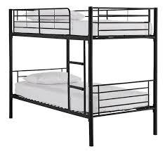 Kidspace Domino Midsleeper Standard Bunk Bed  Trio Bunk Bed - Kidspace bunk beds