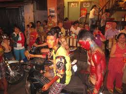 halloween in the city ho chi minh vietnam joseph alex anderson