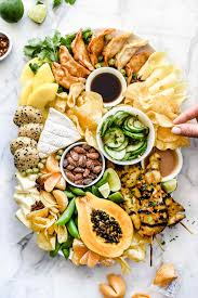 cheese plate how to make an asian inspired cheese board foodiecrush