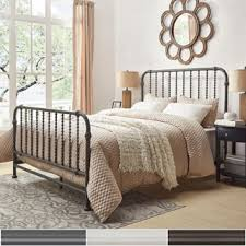 Wood And Iron Bedroom Furniture by Queen Size Beds Shop The Best Deals For Oct 2017 Overstock Com