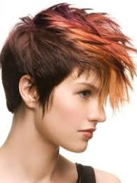 will a short haircut make my hair thicker would so rock this if my hair was thicker not as long in the