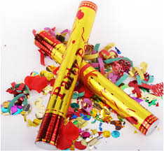 new years party poppers paty event supplier xujie new years celebration party confetti