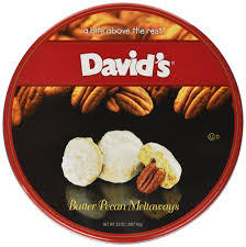 amazon com david u0027s cookies assorted fresh baked cookies 2 lb tin