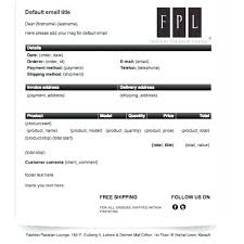 html template invoice u2013 dinara me
