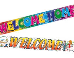 Welcome Home Decorations Other Occasions Shop By Event Party Supplies Party Shop