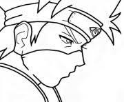 anime manga naruto coloring pages printable