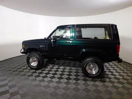 ford bronco 2017 restored 1988 ford bronco ii xlt offroad for sale