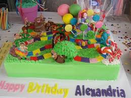 candyland birthday cake candy land cakes and cupcakes oh how sweet