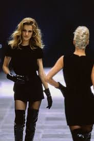 versace fall 1991 ready wear collection vogue