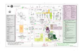 University Of Montana Campus Map by Vamc Map Fact Sheet