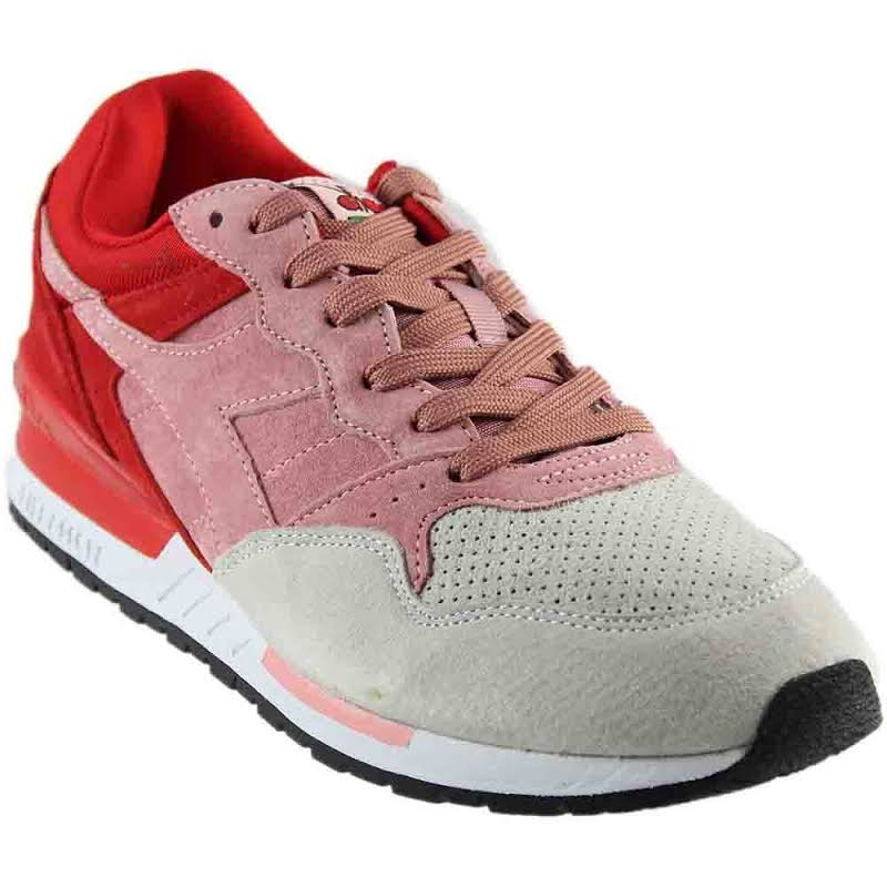 Diadora INTREPID PREMIUM Sneakers Red- Mens