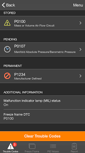 obd fusion obd2 diagnostics for iphone ipad and ipod touch