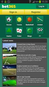 bet365 apk bet365 for android bet365 1 0 1