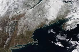 Snow Depth Map New England by Caribou Maine Ends Record Crushing 132 Day Streak With A Foot Of
