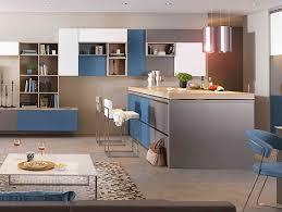 cuisine 9m2 avec ilot exemples d aménagements cuisines mobalpa