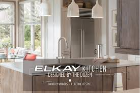 Handicap Accessible Kitchen Cabinets Elkay Stainless Steel Copper Fireclay And Granite Kitchen Sinks