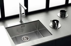 evier cuisine encastrable sous plan évier sous plan evsp53 1 bac 45cm vibrato inox luisina en