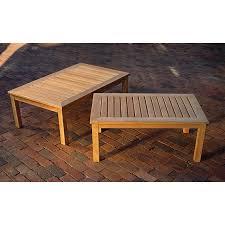 kingsley bate coffee table kingsley bate elegant outdoor furniture