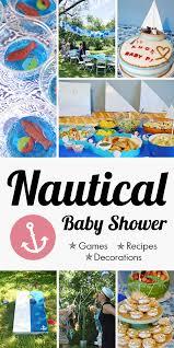 nautical baby shower ideas ben s nautical baby shower makes