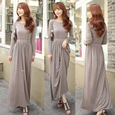 casual floor length dress u2013 fashion dresses