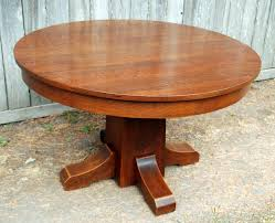 Mission Dining Room Table Furniture Oak Dining Table Oak Dining Room Table