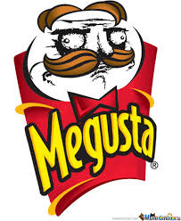 Me Gusta Face Meme - if pringles me the me gusta face by timelord meme center