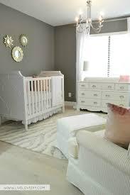 pink u0026 gray nursery with u0027benjamin moore chelsea gray u0027 wall color