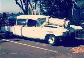 ecto 1 for sale want to preserve dilapidated ghostbusters car