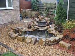 How To Make A Koi Pond In Your Backyard by Best 25 Small Garden Ponds Ideas On Pinterest Small Backyard