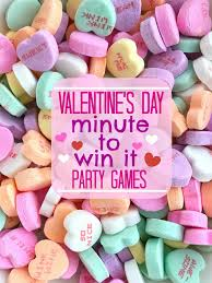 heart candy s day minute to win it together as family