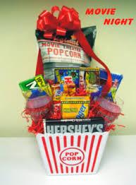 Movie Night Gift Basket Ideas Gift Baskets