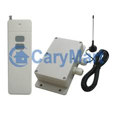 2 ch dc long range rf wireless remote control switch waterproof
