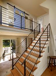 cool contemporary stairs railing 91 for your minimalist design