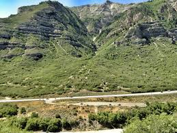 visiting bridal vail falls in provo canyon utah oc mom blog oc