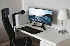 Best Desk For Gaming Setup by What Makes The Best Desk Setup Under 250 Tabtimes