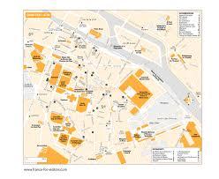 Notre Dame Campus Map Map Of Paris Point Marie Notre Dame Paris New Zone