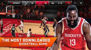 nba live mobile basketball u2013 android apps on google play
