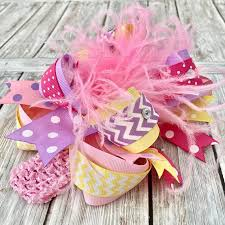 beautiful bows boutique buy big easter bow baby headband pastel online at beautiful bows
