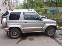 mitsubishi pajero old model pajero junior