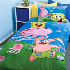 Spongebob Bedding Sets Spongebob Squarepants Bedroom Decor Toddler Bedding Set Bedroom