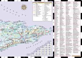 Streetwise Maps Streetwise Cuba Map Laminated Country Road Map Of Cuba