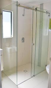Sliding Shower Screen Doors Draft Frameless Shower Screens Australia Glass Brisbane Pty Ltd